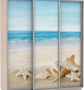 Шкаф море фото трио