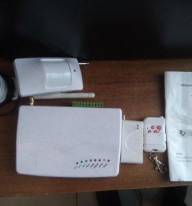 GSM сигнализация для дома для дачи