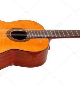 Гитара (чехол в подарок)