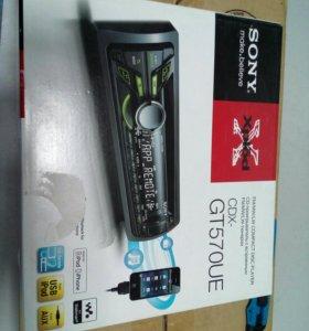 SONY CDX-GT570UE