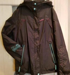 Куртка для активного зимнего спорта