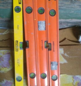 Уровни строительные магнитные