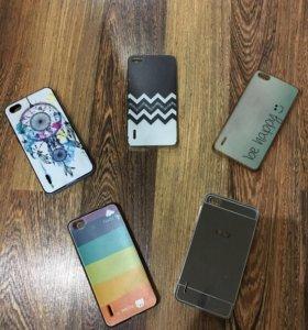Чехлы для Huawei honor 6