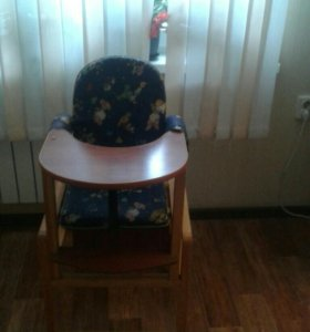 Детский стул-стол