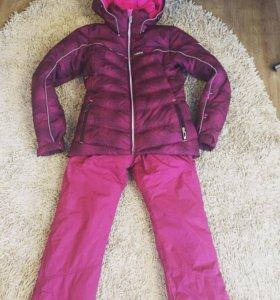 Куртка зимняя и штаны зимние