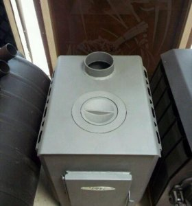 Печь отопительно - варочная Теплушка 100 (200) м3