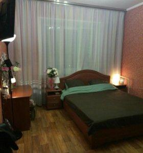 Квартира, 3 комнаты, 82.5 м²