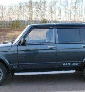 ВАЗ (Lada) 4x4, 2011