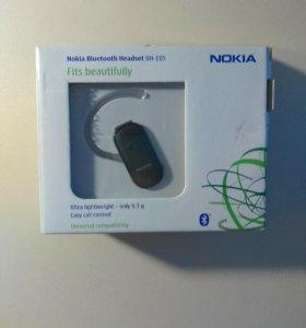 Гарнитура Nokia Bluetooth