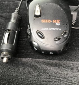 Радар-детектор Sho-me
