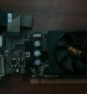 Видеокарта GT 520 1024M DDR3 64B