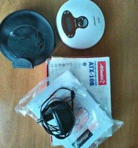 MP3-плеер Atlanta ATX-108