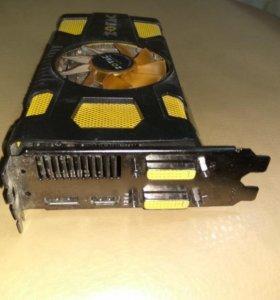 GeForce ZOTAC GTX560 2Gb 256bit DDR5