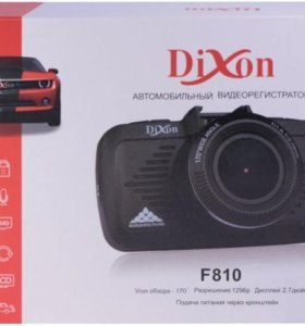 Dixon F810 с GPS (арт. 33810)
