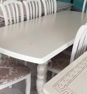 столы стулья