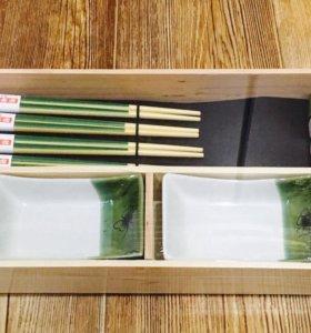 Набор для суши (новый)+ПОДАРОК