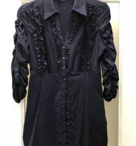 Блуза -туника