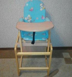 Детский стульчик 3 в 1