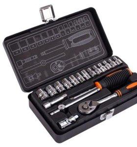 Набор инструментов Кратон TS-12, 18 предметов