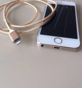 Кабель для Iphone 5 5s и тд