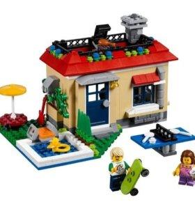 Lego 31067 домик конструктор лего