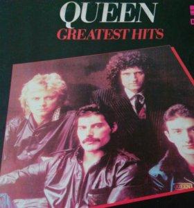 Грампластинка Queen Greatest Hits