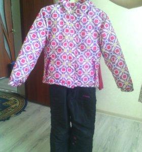 Куртка + штаны рост 134