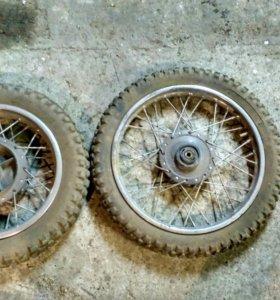 Колеса от электромопеда