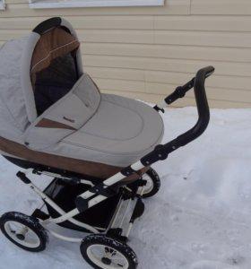 Детская коляска Jedo Memo Alu Plus (2 в 1)