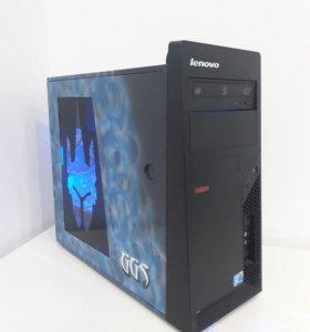 системный блок core 2 duo/GTX550