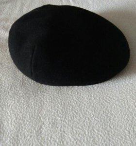 Новая теплая кепка