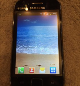 Телефон Samsung Galaxy Ace Duos