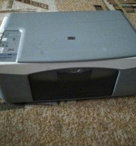 3 в 1 цветной принтер, сканер, копир