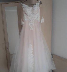 Свадебное платье!СРОЧНО!!!!