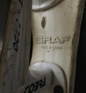 Коньки GRAF SUPRA 735 (канадские)