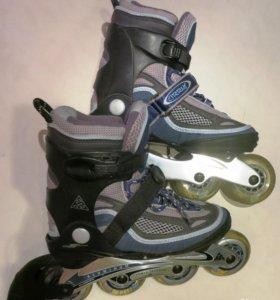 Роликовые коньки K2 модель Cirrus-W