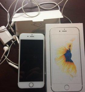 Apple айфон iPhone 6s на 16gb.