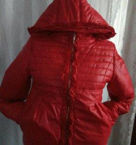 Куртка детская 11-13лет