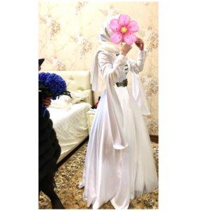 Национальное Свадебное платье