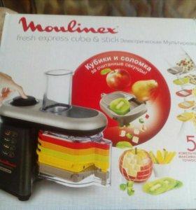 Мультирезка Moulinex DJ905832 за полцены