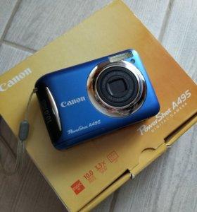 Фотоаппарат Canon PowerShot A495. Продажа, обмен