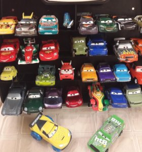 Машинки тачки
