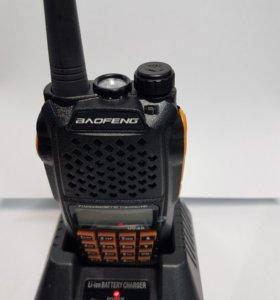 Рация baofeng uv-6r 7 wat