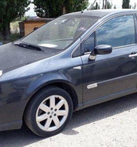 Renault Vel Satis, 2005