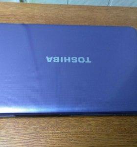 Игровой ноутбук Тошиба
