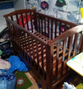 Детская кроватка Ляль