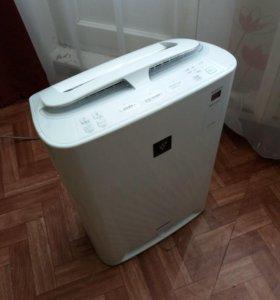 Очиститель-увлажнитель-ионизатор воздуха(Япония)