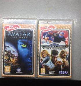 Игры для PlayStation Portable
