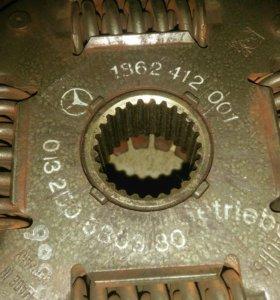 Диск сцепления для Мерседес SACHS 1862 412 001