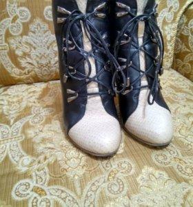 Ботинки Р. 38,осень